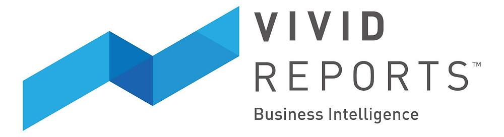 Vivid Reports Business Intelligence logo