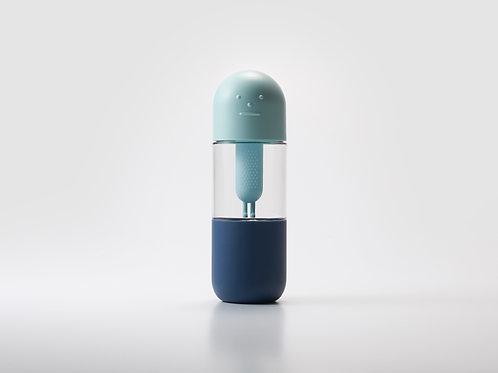 Sticky Monster Lab Bottle (Cyan & Blue)