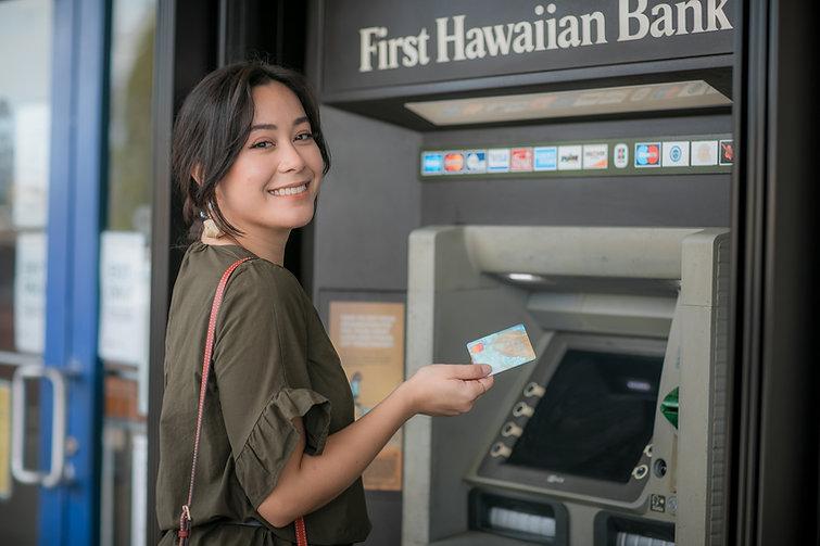 First Hawaiian Bank Compadres Mall Guam