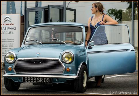 Anne Sophie et la Mini