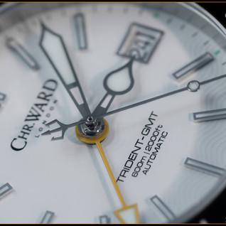 Christopher Ward Trident GMT