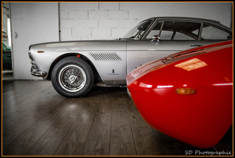 Ferrari 252 GT 2+2