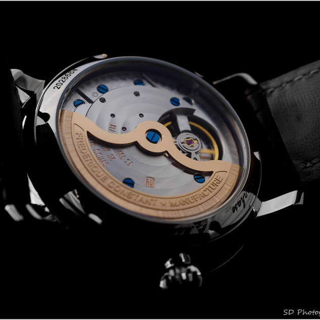 Frédérique Constant Moonphase Manufacture