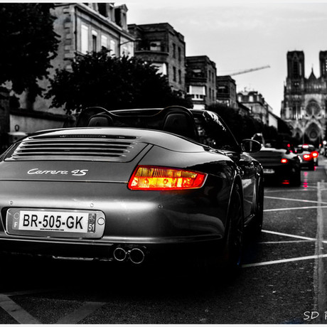 Sortie Porsche Reims