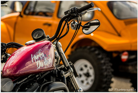 Harley et Bug Dune