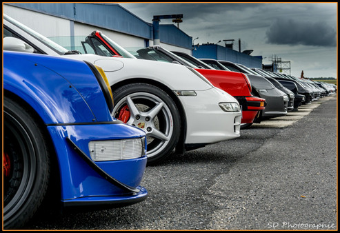 Alignement de Porsche