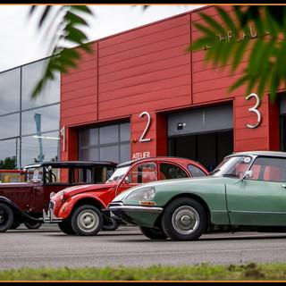 Exposition Citroën Rethel