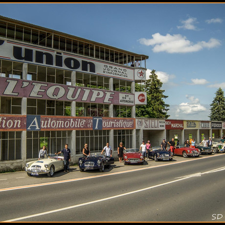 Sortie Club MG de France