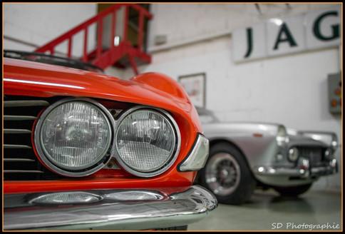Cabriolet Dino et Ferrari 250 GT 2+2