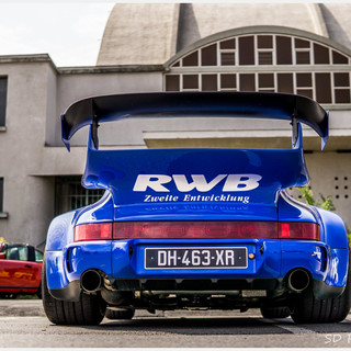 Cars and Coffee en Champagne