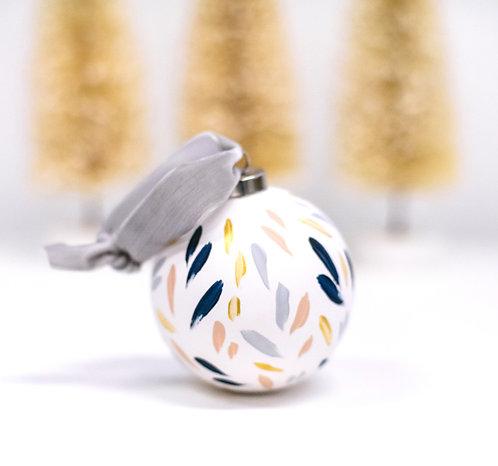 Confetti Ornament - No.8