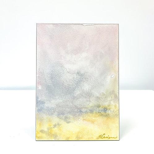 "5x7"" Watercolor Landscape Study - No.3"