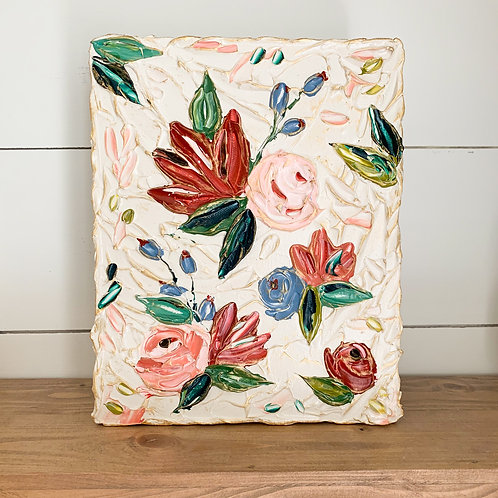 "8x10"" - May Florals"