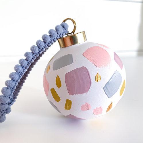 Confetti Ornament - no.4