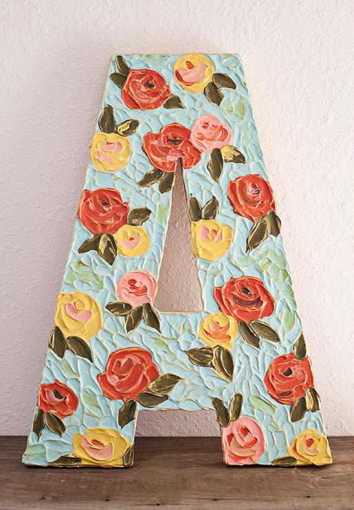 Floral Letter_sm 02