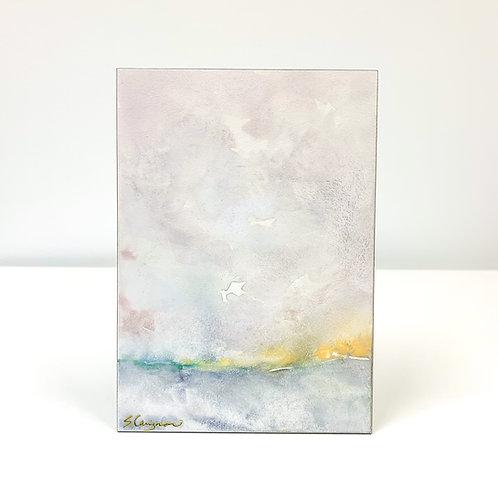 "5x7"" Watercolor Landscape Study - No.5"