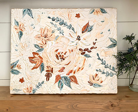 "16 x 20"" Spring Bouquet study, No.1"