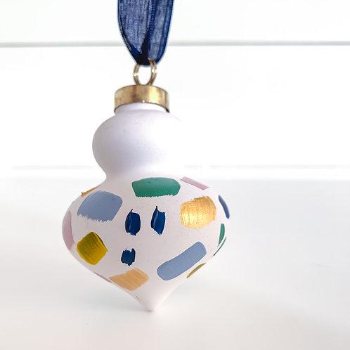 Confetti Ornament - no.5