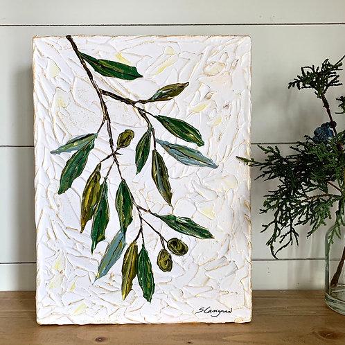 "9 x 12"" Olive Branch"