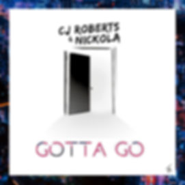 GOTTA GO -  FINAL COVER ART with signatu
