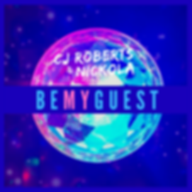 BE MY GUEST - Cover Art.png