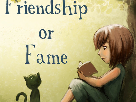 Friendship or Fame is finally here!