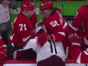 Bertuzzi Caught In An Avalanche Of Problems