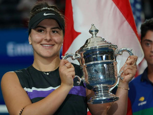 Canadian Closes The U.S Open