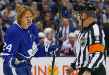 Leafs Solve Kap Issues?