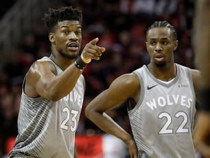 The Timberrrrrrr-wolves Have Fallen