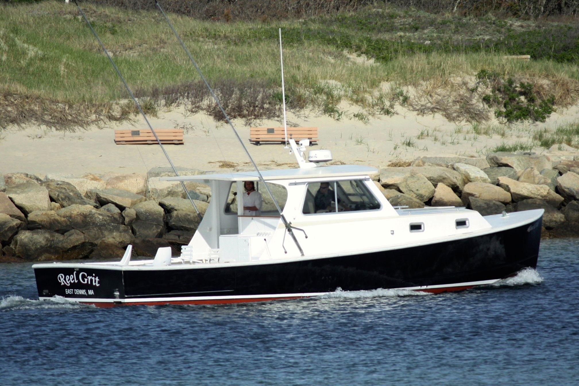 Reel Grit Cape Sportfishing 1