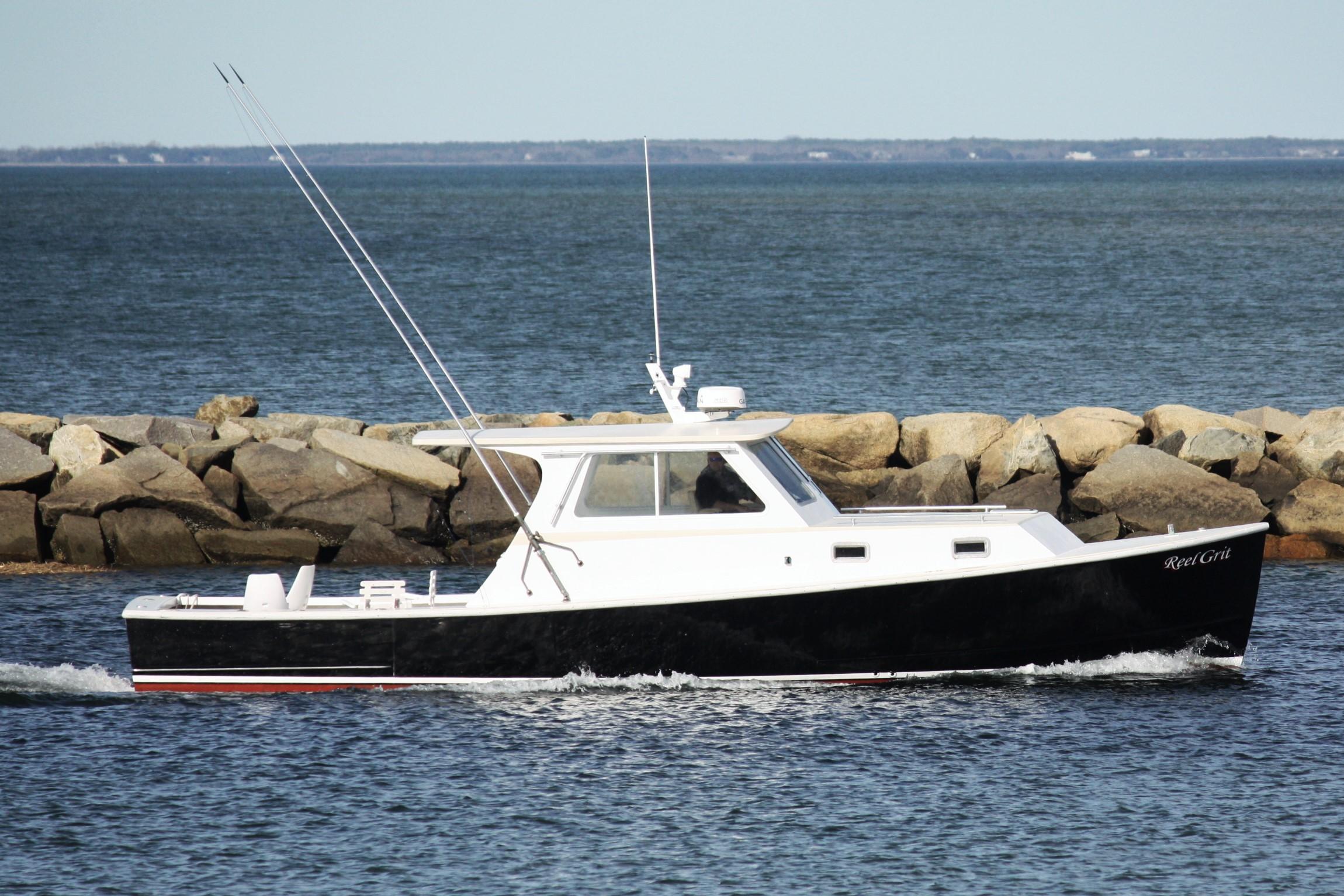 Reel Grit Cape Sportfishing 2