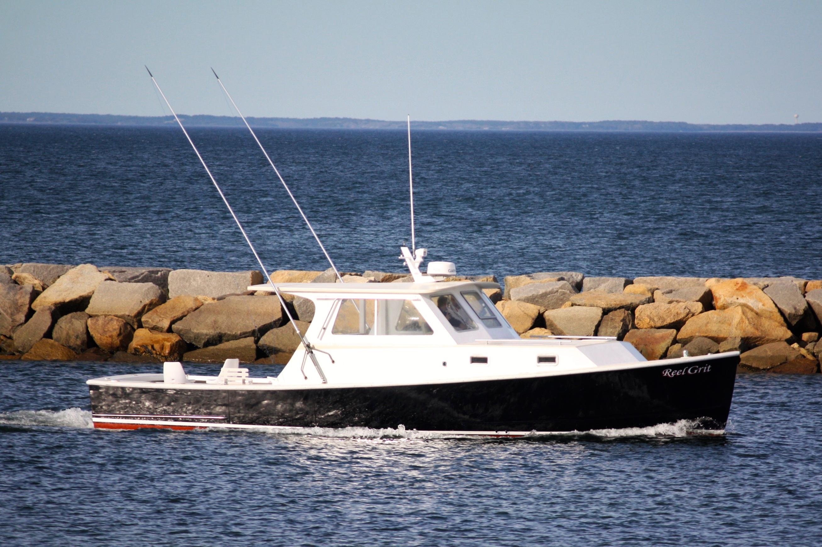 Reel Grit Cape Sportfishing 3