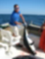 Captain Scot Graf Cape Cod Dennis Sportfishing