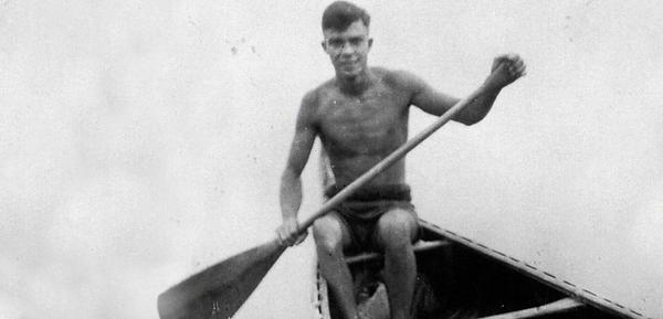 Milton Erickson, _Canoe Diary_ - METODO