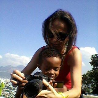 Romina Ciuffa, Morro do Alemão (Rio)