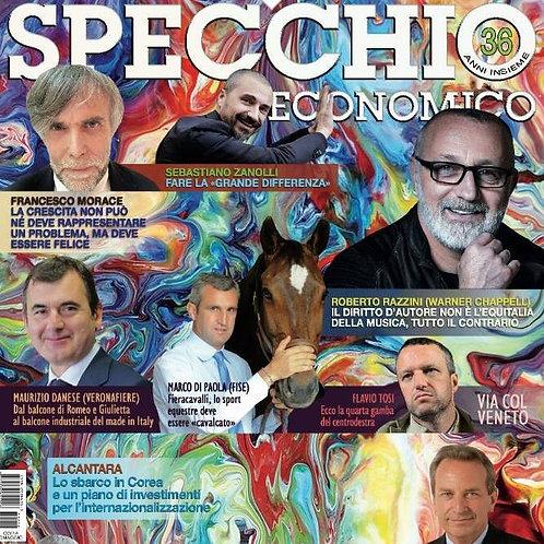 SPECCHIO ECONOMICO La collezione cartacea