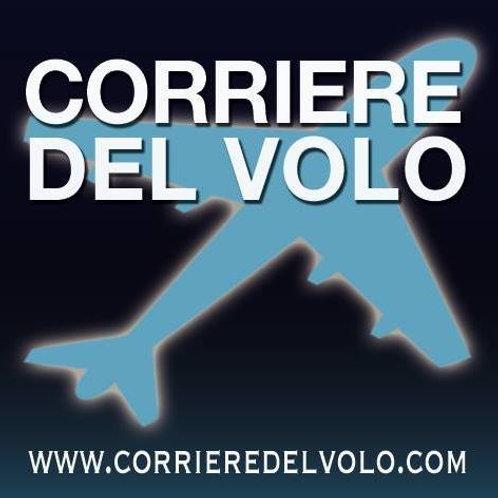 CORRIERE DEL VOLO - SERVIZIO GIORNALISTICO