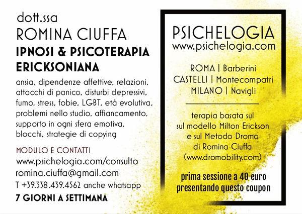 ROMINA CIUFFA - Promozione PSICHELOGIA_e