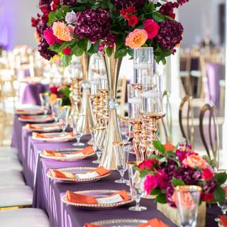 Wedding Reception Floral Designs