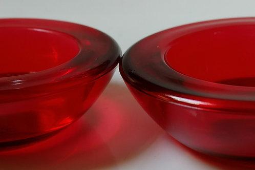 Red Tealight Set