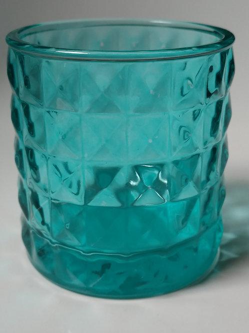 Turq Textured Container