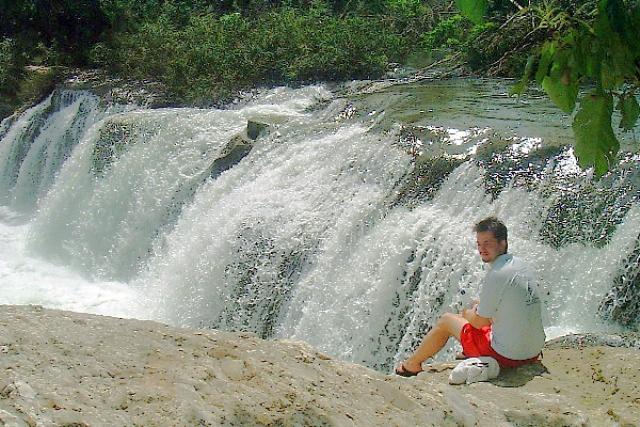 Rio Blanco falls