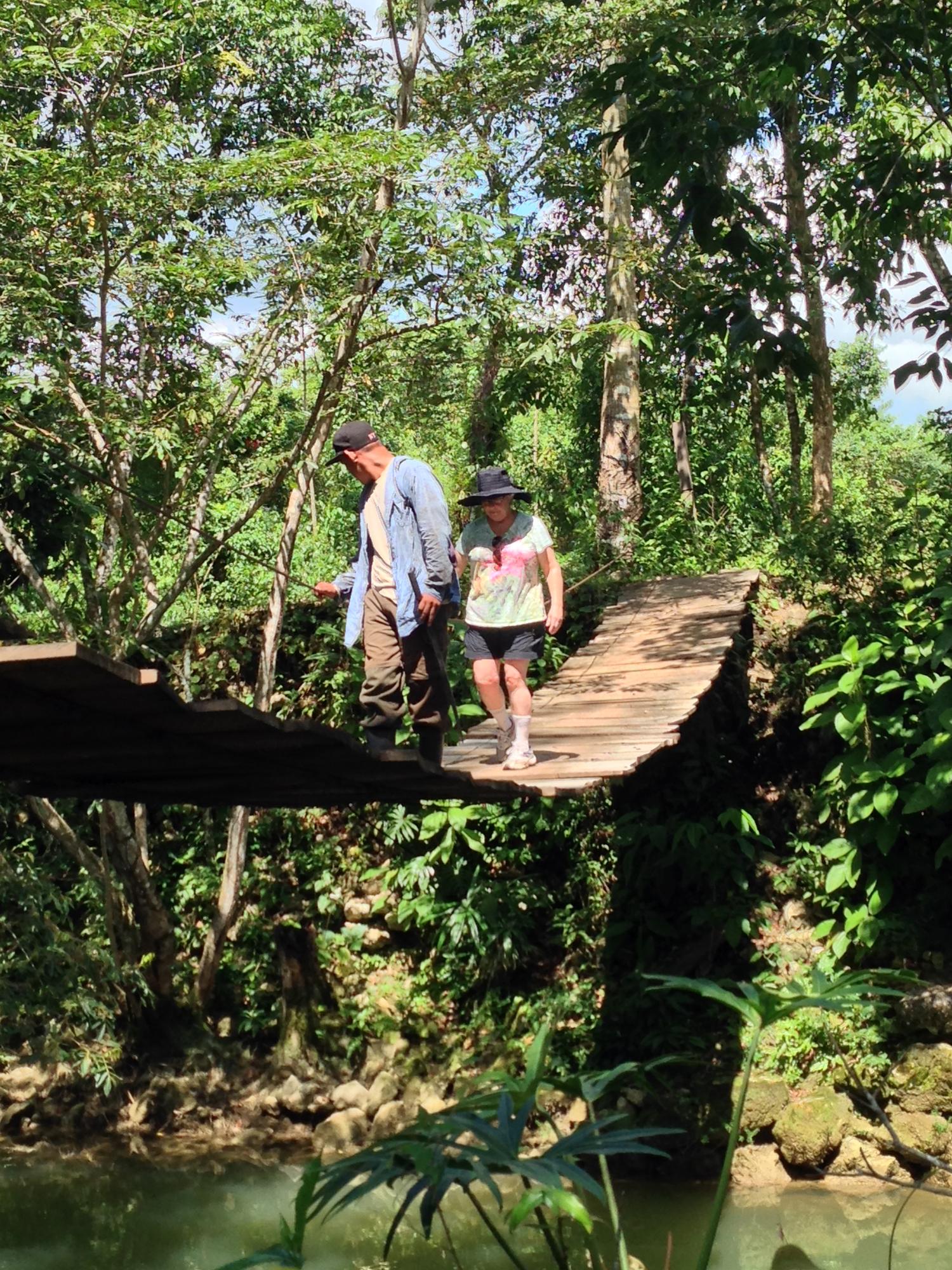 pusilha bridge