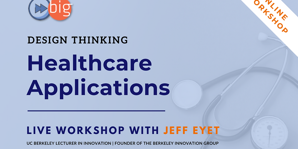 Design Thinking: Human-Centered Applications in Healthcare