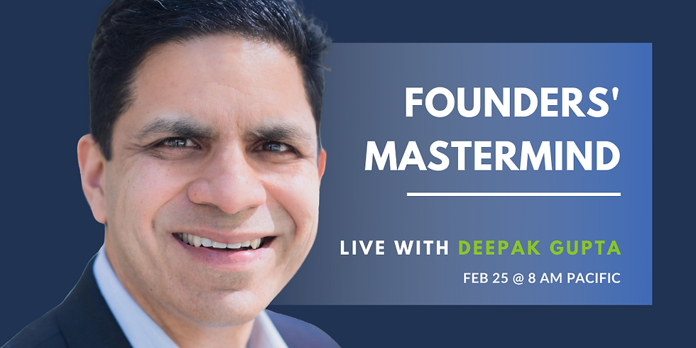 Founders' Mastermind