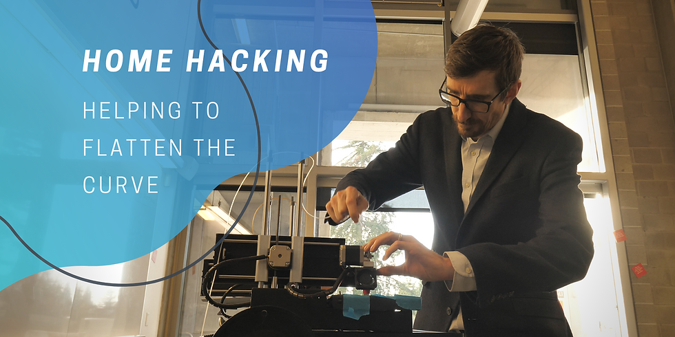 Home Hacking: Helping to Flatten the Curve