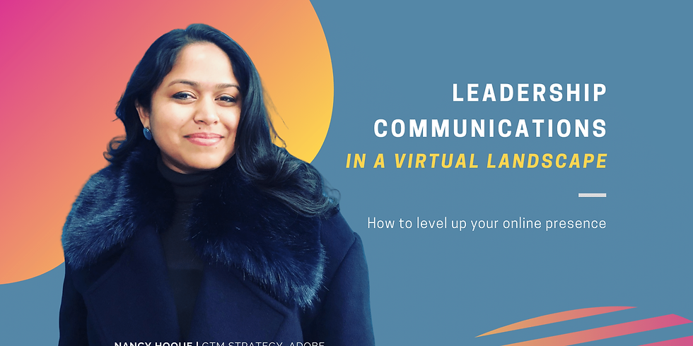 Leadership Communications in a Virtual Landscape