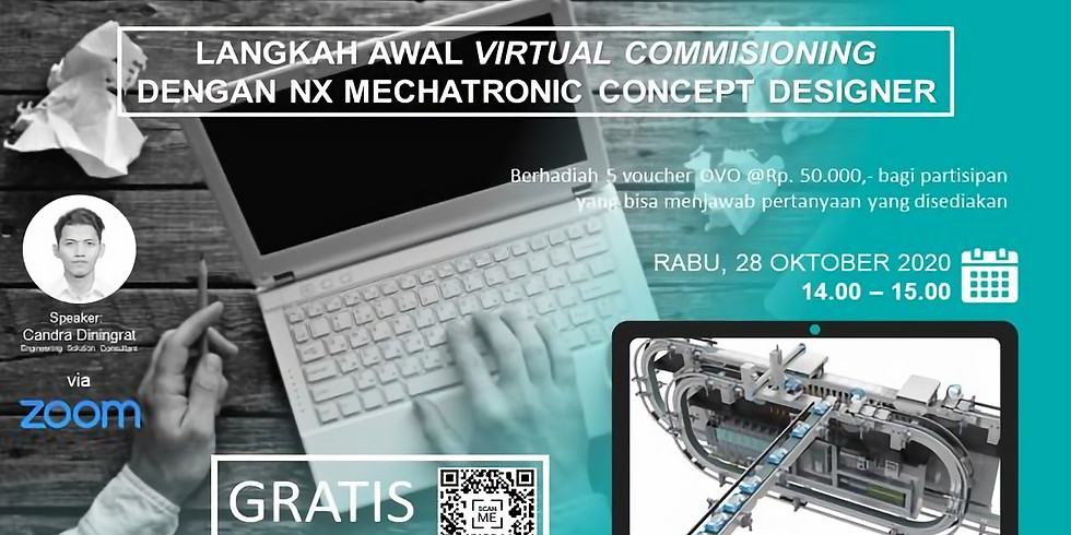 Webinar NX Mechatronic Concept Designer