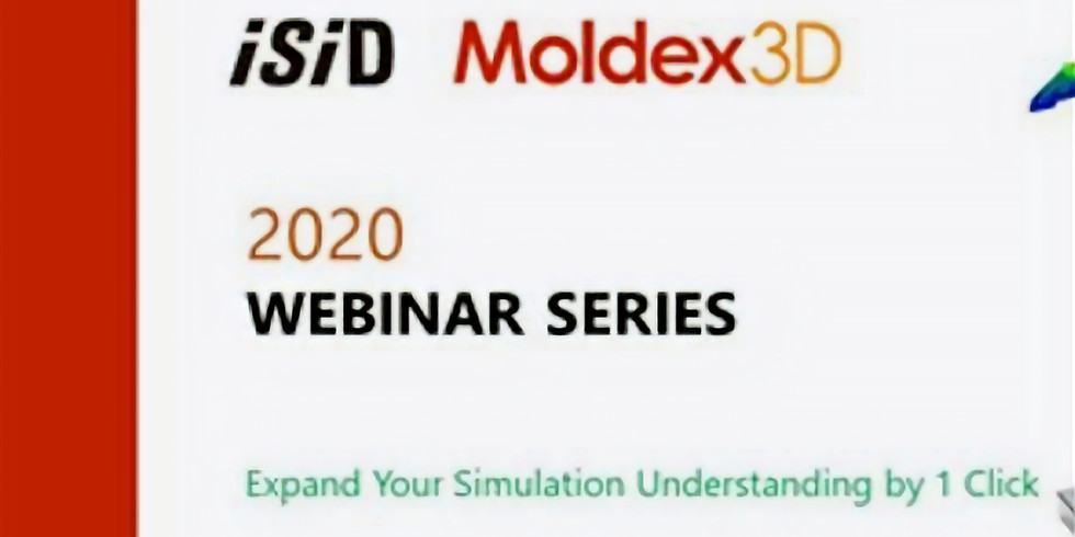 Webinar Smart Design and Manufacturing with Moldex 3D